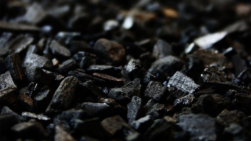Aktív fekete orvosi szén