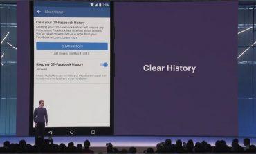 Clear History - Vagány és hasznos funkcióval bővül a Facebook