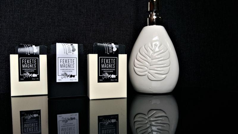 Pattanásos vagy? Megérkezett a megoldás, itt a Fekete Mágnes szappan!