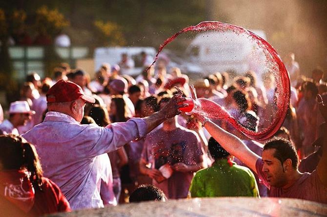 Batalla del vino, Haro, La Rioja