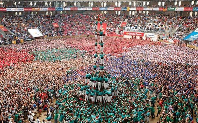 Concurs de Castells, Tarragona